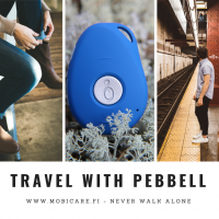 Travel with pebbell